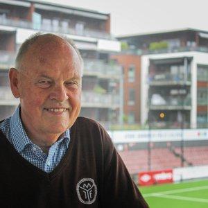Per Georg Olsen, Ildsjel i  Mjøndalen Idrettsforening