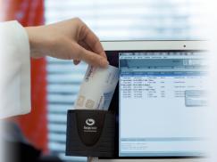 smartkort for innlogging epj