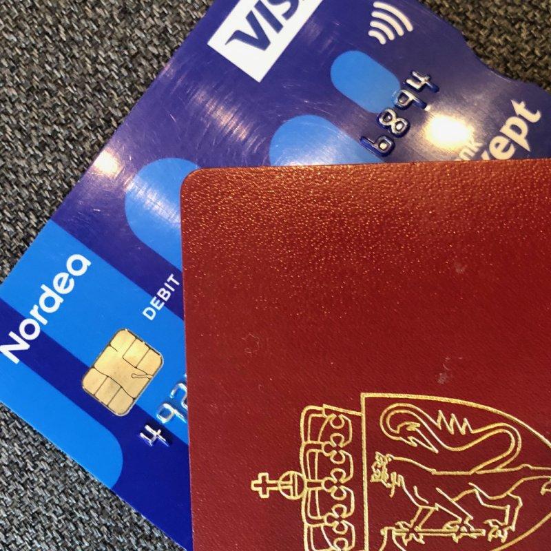 pass-bankkort