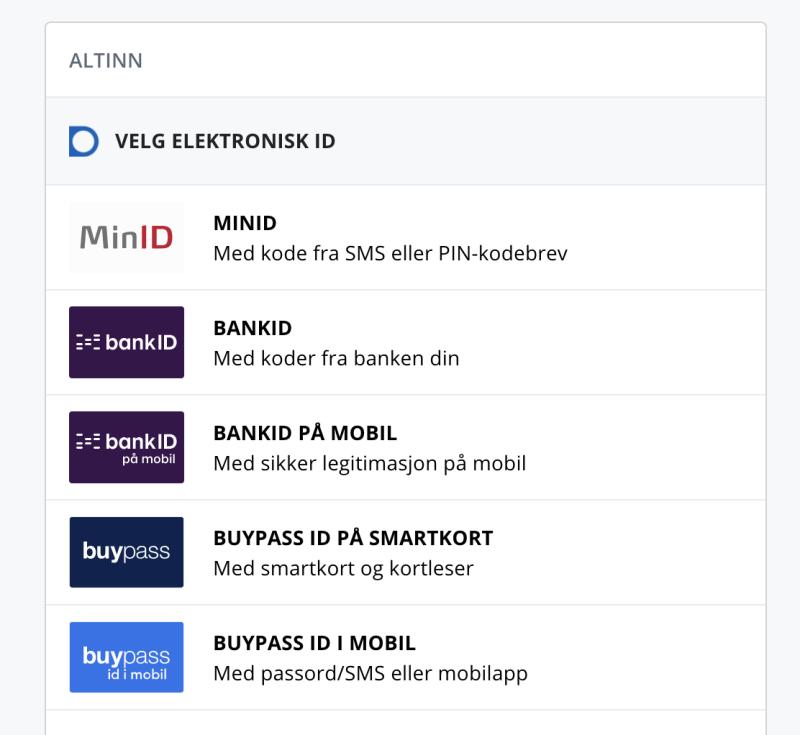 innlogging-buypass-id i ID-porten