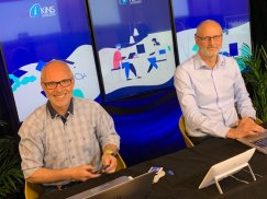 Martin og Trygve webinar-fido2-helseID-eidas