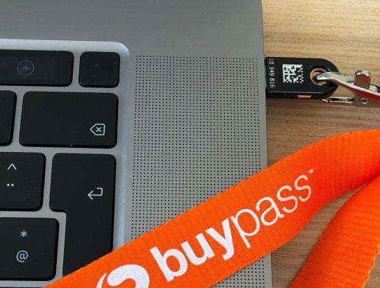 fido2 autentisering fra buypass